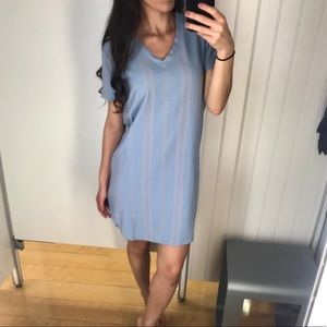 NWOT Cloth & Stone Shirtdress